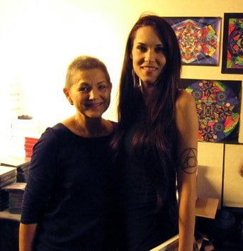 Teal Swan - Consciousness & Human Evolution Conference, Londýn 2015